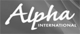 Alpha International Logo