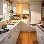Arcadia Eggshell Kitchen