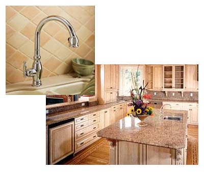 Kitchen And Bath Remodeling Services: