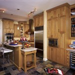 Harmony Cherry Wheatfield Kitchen
